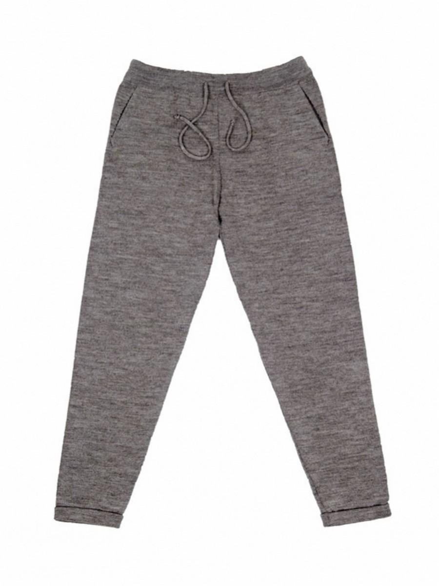 вязаные брюки женские купить в москве