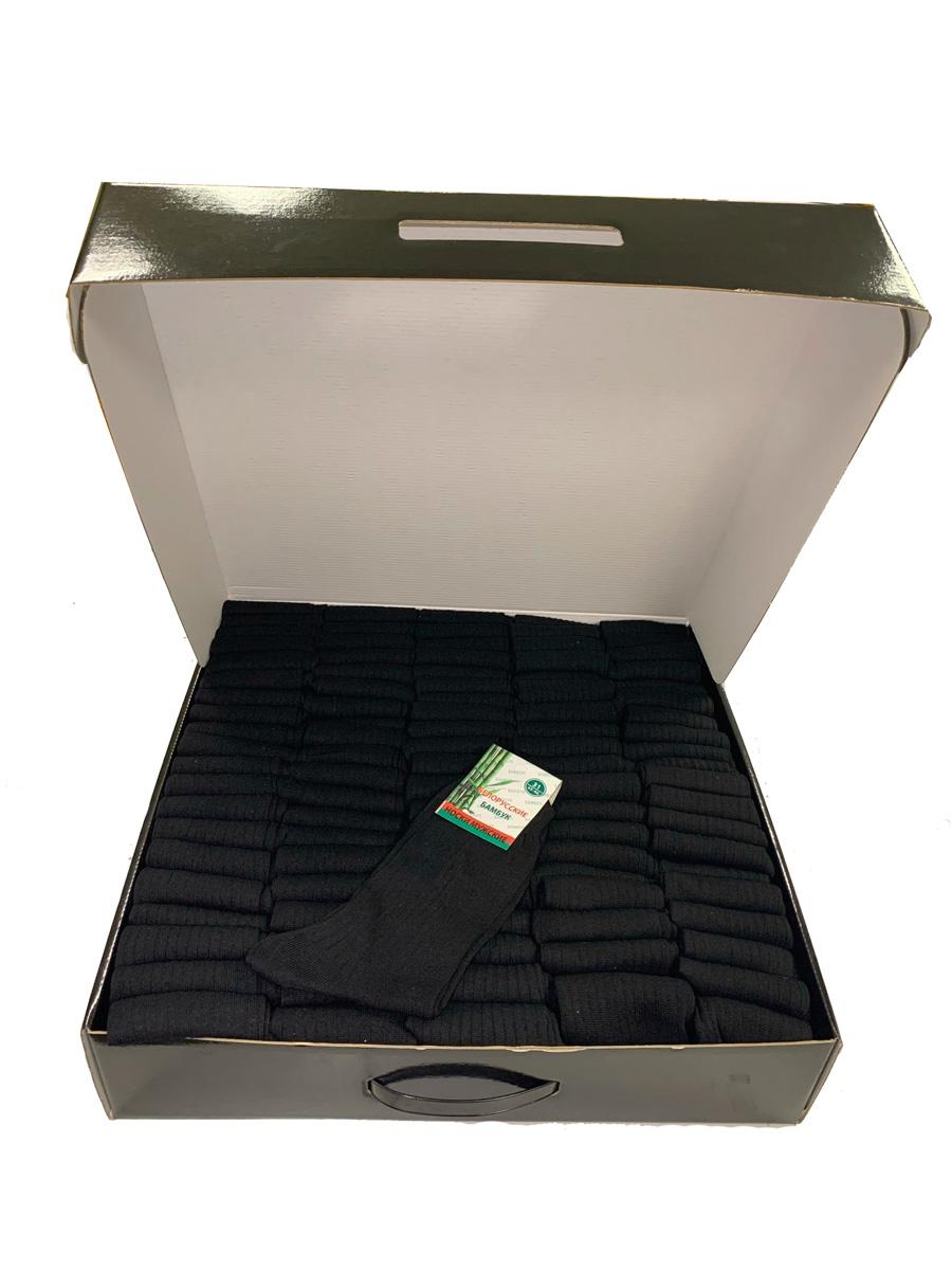 100 пар Бамбуковые носки в кейсе MIX_М-10 ребристые_100 купить в Москве недорого в интернет-магазине. Доставка по всей России и СНГ